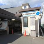 阪急富田駅駐輪場