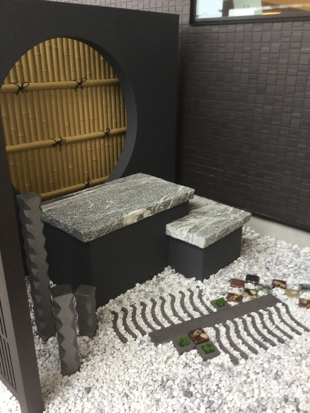 和の意匠がとても素敵ですよね 和室の地窓下や室内庭にも取り入れてみたいです!