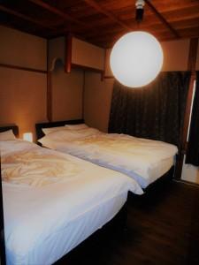 ◆和室◆ 落ち着いた雰囲気の ベッドルームです。