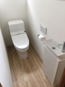 トイレ -after-