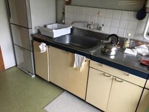 キッチン -before②-