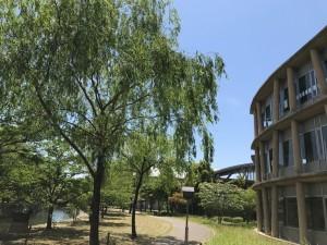 滋賀県立大学キャンパス内イメージ
